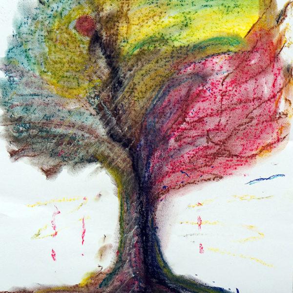 Ich als Baum - 2016