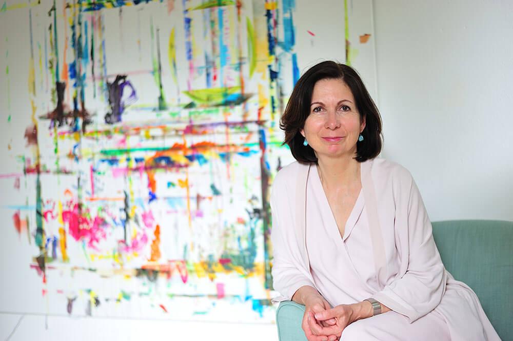 Psychotherapeutin Marion Kienbaum